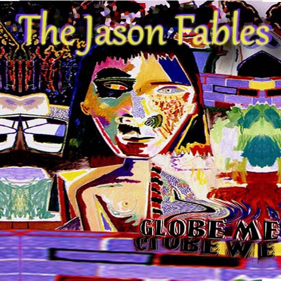 Globe Me Cover - The Jason Fables